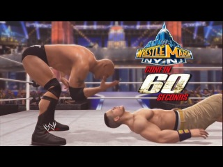 WWE WrestleMania 29 in 60 Seconds { Road to WM 31 }