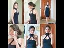 Стиль мода черная любовь Асу