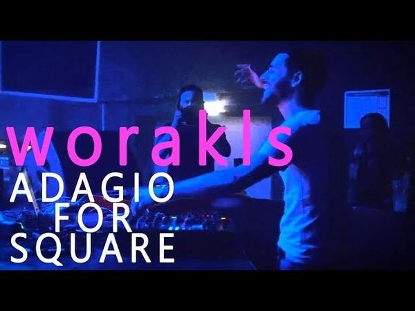 Worakls - Adagio for Square (Worakls Piano Live Mix)