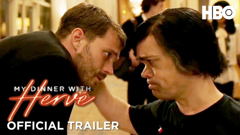 My Dinner with Herve 2018 Official Trailer Starring Peter Dinklage Jamie Dornan HBO