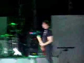 Muse at Eden Sessions 2006 - Burning Bridges Riff