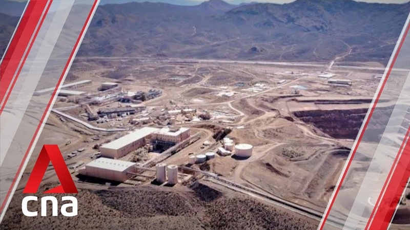 Expert on impact of China restricting rare earths sales to US