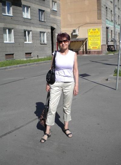 Галина Боровикова