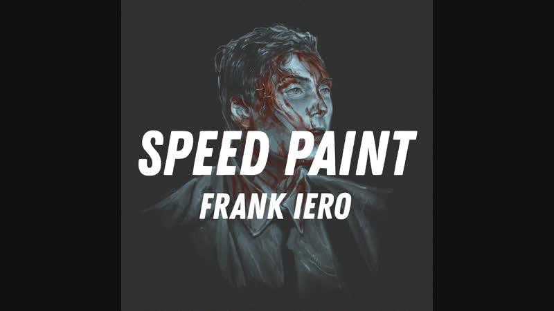 Speedpaint Frank Iero