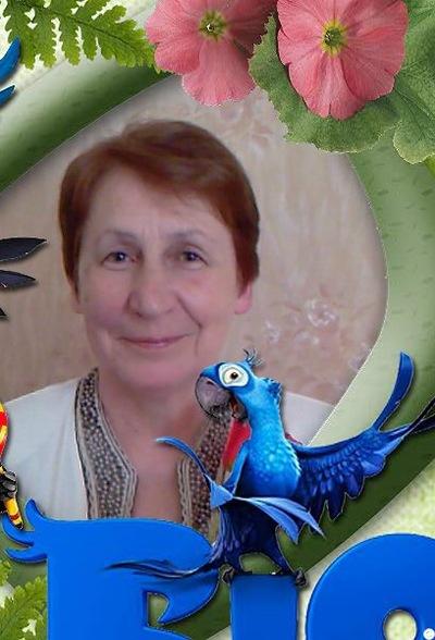 Любовь Голикова, 23 апреля 1953, Белозерск, id182709685