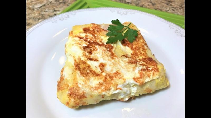3 минуты и Супер Завтрак готов БЫСТРО ДЁШЕВО И СЕРДИТО Tasty breakfast