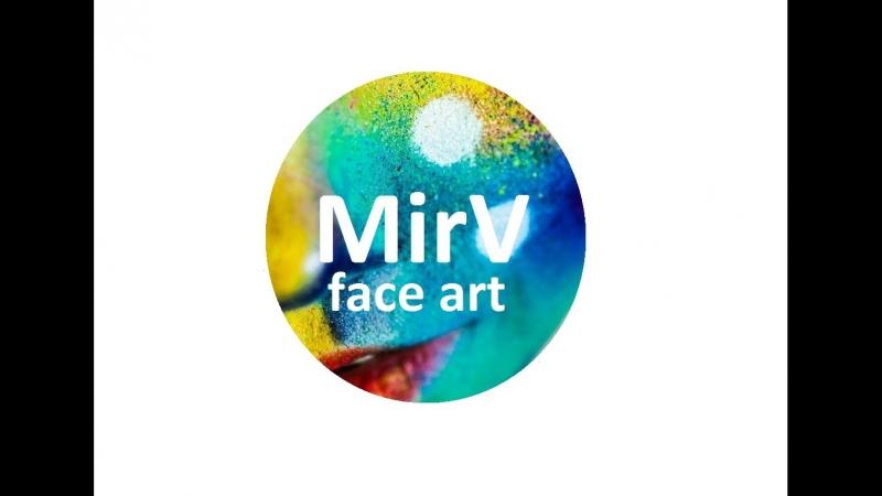 💜Аквагрим в ПОДАРОК от MirV face art 💜
