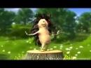 Супер ежик Танец Ежа Короткий мультик про Ежика