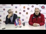 Енисей 4 1 Динамо Казань:опасные моменты и пресс-конференция