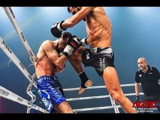 Chingiz Allazov vs Mohamed Hendouf Fight Highlight