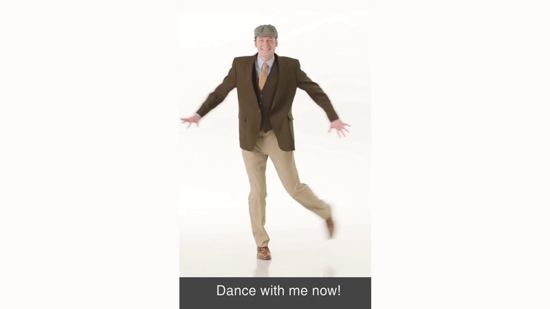 How to do the Charleston! | DANCE at The Children's Museum of Indianapolis