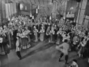 ГОЛУБОЙ ОГОНЁК  хор Пятницкого  1963 год