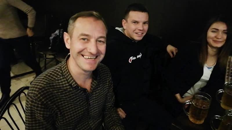 Мини-бирпонг 7.12.2018 (Кафе-бар «ДНО» Дзержинского 94) - ПОБЕДИТЕЛИ