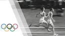 Melbourne 1956 - Men's 800m Olympic final