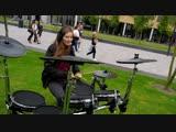Alan Walker - Sing Me To Sleep - Drum Film Cover By TheKays
