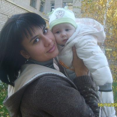 Анна Соловей, 12 июня 1984, Саратов, id200268259