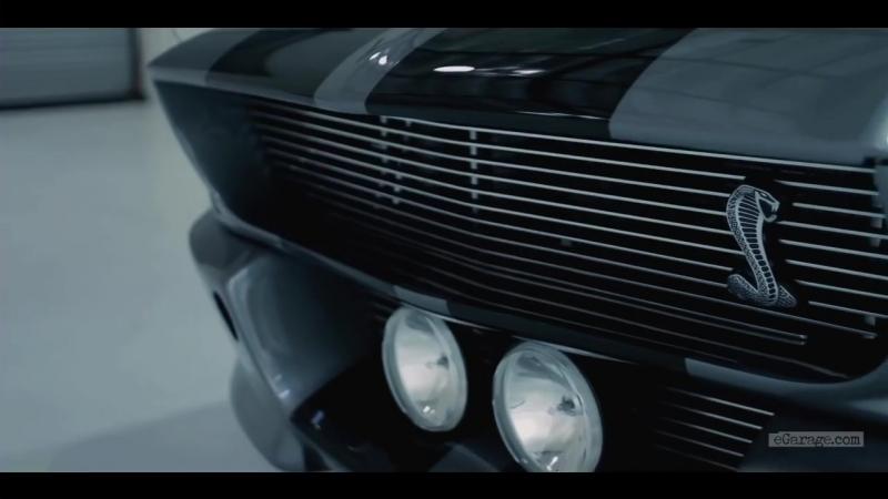 Shelby GT 500 Eleanor Beauty the Beast