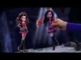 ������� ����� ������� ��� ������������� �������Monster High Commerical Freaky Fusion