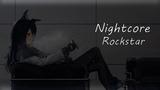 Nightcore - Rockstar