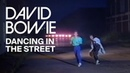 David Bowie Mick Jagger Dancing In The Street Official Video