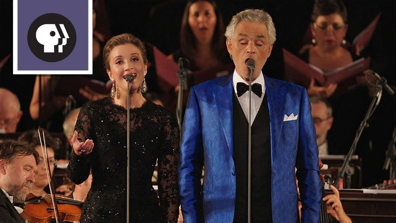 Time to Say Goodbye Andrea Bocelli and Carly Paoli Landmarks Live in Concert Andrea Bocelli