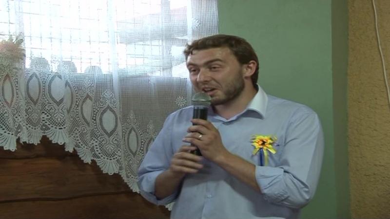 музичне вітаннячко семінаристів ЛДС