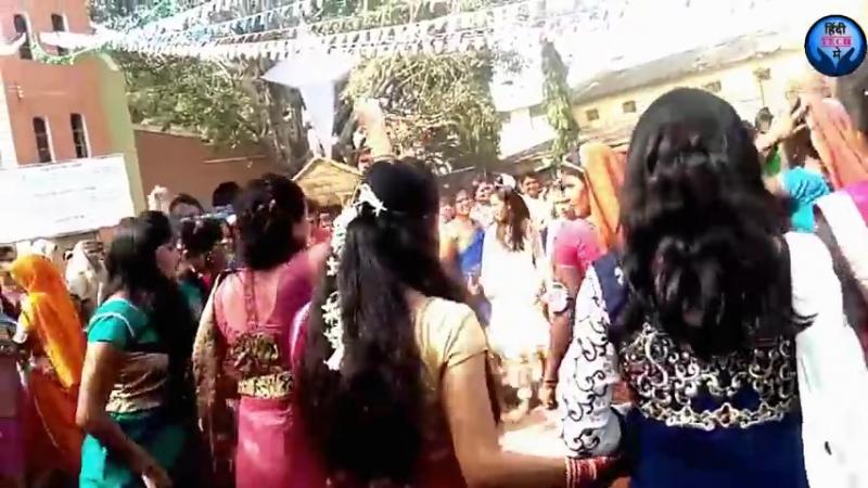 Adivasi dance video timali 2017