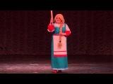 ТОГУЧИ-2014 ДЕФИЛЕ НЕ АЗИЯ № 2 Три богатыря и шамаханская царица (Настасья) - Matsu Sotome