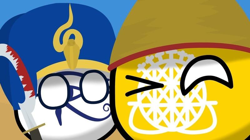 COUNTRYBALLS №37 | Мирный договор