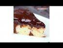 Шоколадный кекс с творожными шариками | Больше рецептов в группе Кулинарные Рецепты