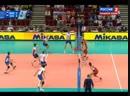24.09.2013. 1855 - Волейбол. Чемпионат Европы. 1/8 финала. Россия - Словакия