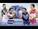 Десятка лучших игровых моментов плей-офф 2013 года
