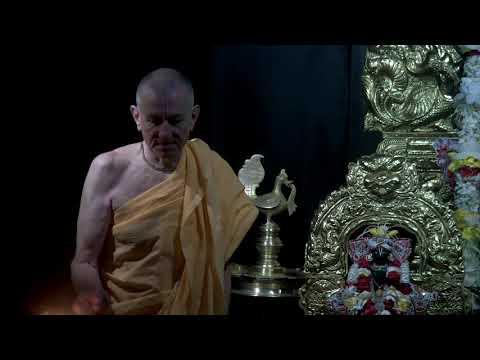 Darshan of Sri Sri Nrisimhadev (April 20, 2019)