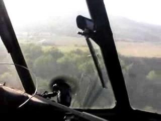 Аргунское ущелье, Чечня.Обзор с вертолета.