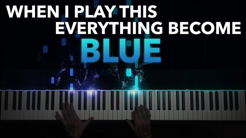 Eiffel 65 - I'm Blue (Da Ba Dee) | Piano Cover