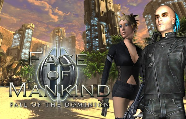 Face of Mankind - Fall Of The Dominion 2006,   Action