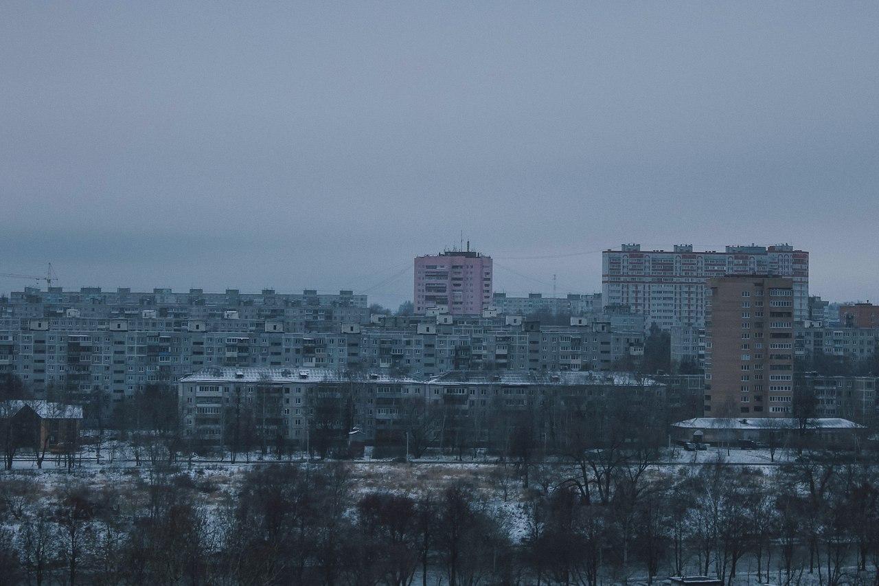 Постсоветское пространство Tvq2PZbtxps