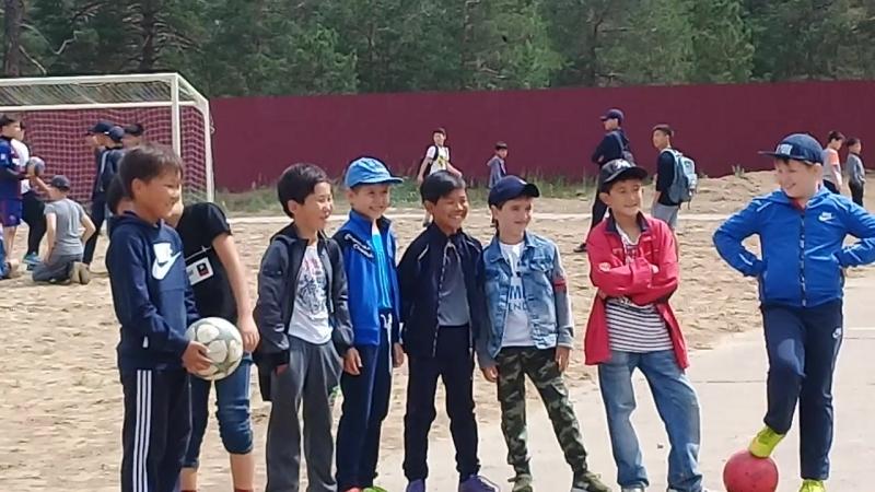 Сурхарбан 2018 Наша футбольная команда