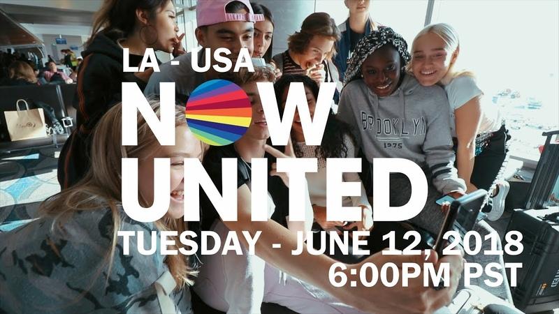 Now United - LA - USA, 6PM PST