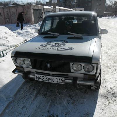 Андрей Старченко, 9 июля 1990, Челябинск, id177146204