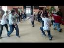 Репетиция школьного вальса