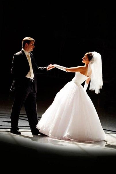 постановка свадебного танца в школе танцев Веста