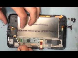 Galaxy Tab 3 Battery Replacement and Screen Repair. Disassemble and fix.