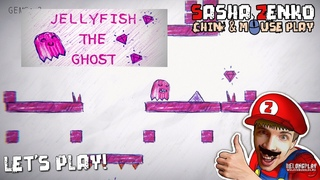 Jellyfish the Ghost Gameplay (Chin & Mouse Only)
