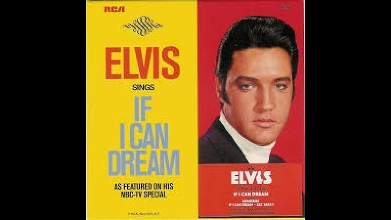 Elvis Presley Céline Dion - If I Can Dream (1968 2007)