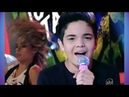 NATAN - I don't wanna miss a thing • Jovens Talentos - Raul Gil (26/04/14) JT2013