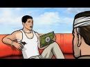 Спецагент Арчер / Archer / Сезон 3 / Серия 1 из 13 / (2011) WEB-DL 720p