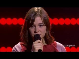 Mikayla Jade - Dancing On My Own - Voice (Australia)