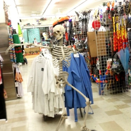 """Vernon James Manlapaz on Instagram: """"Mr. Skeleton is back and shopping for halloween costumes. What's your costume for halloween? ✨😃"""""""