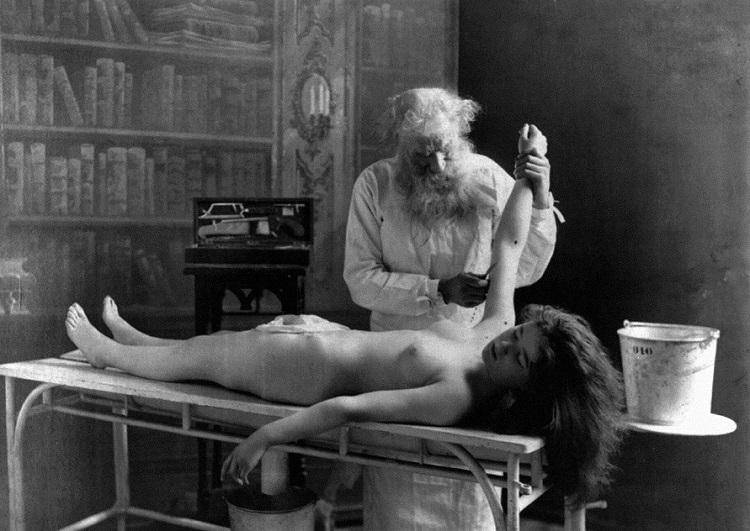 Медицинские эротические воспоминания
